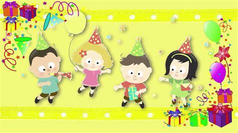 imagenes infantiles feliz cumpleaños el mejor feliz cumplea 241 os barney el cami 243 n canciones