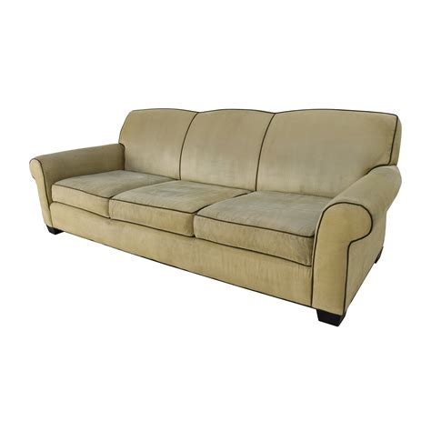 gold sofa 90 off mitchell gold bob williams mitchell gold bob