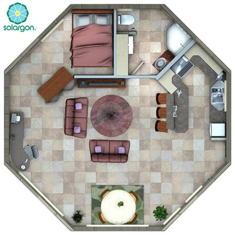 Small Open Floor Plans With Pictures solargon the passive solar smart cabin official website