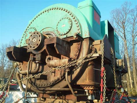 23 000 kw ge steam turbine generator for sale at