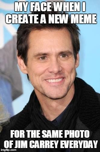 Jim Carey Meme - jim carrey meme for the same photo of jim carrey everyday