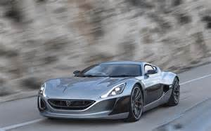 One Cars Rimac Concept One 2016 Wallpapers Hd Design Interior