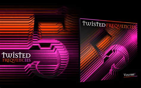 cd cover design jobs twisted frequencies cd cover laurent lemoigne