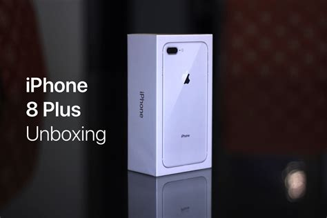 iphone 8 plus unboxing of silver 64gb model photo gallery