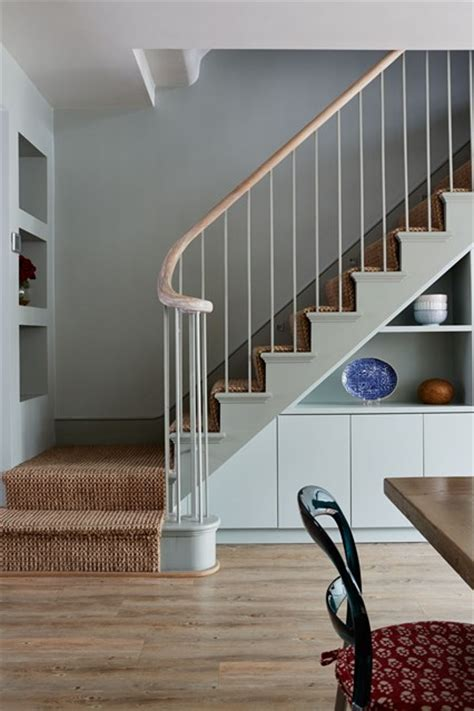 Small Staircase Ideas Stairs Storage Unit Small Spaces Ideas Houseandgarden Co Uk