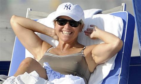 katie couric rosanna scotto katie couric bathing suit katie couric signs off from