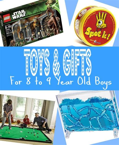 best gifts for 8 year old boys in 2015