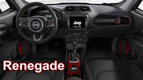 jeep renegade leather interior interior jeep renegade 2018 www indiepedia org