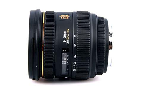 Sigma 24 70mm F2 8 If Ex Dg Hsm sigma 24 70mm f 2 8 dg os lens to be announced soon