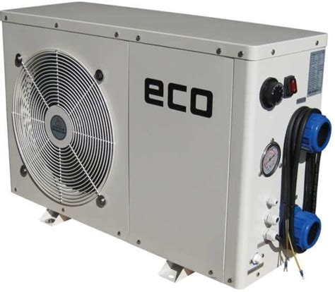 buitenspeelgoed eco bol zwembad warmtepomp eco 8 78 kw hydro s