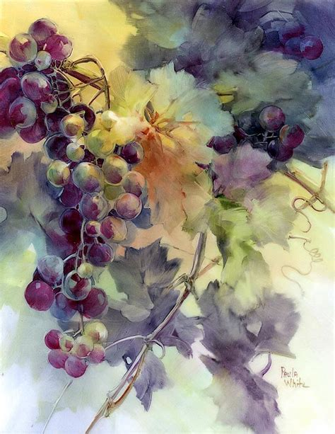 watercolor grapes tutorial 25 best ideas about china painting on pinterest
