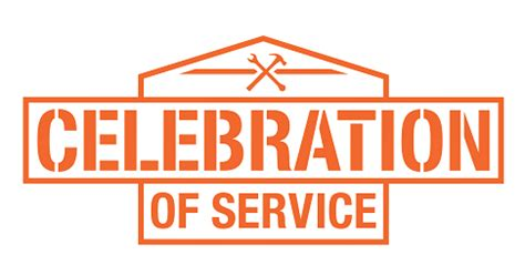 Home Depot Hton Va by Home Depot Celebration Of Service Domestic Imperfection