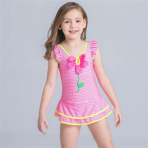 kids swimwear swimsuits swim gear at swimoutletcom children s one pieces swimwear girl baby swimsuit floral