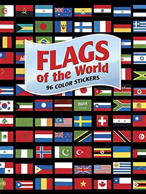 flags of the world usborne sticker activity flags libri interattivi panorama auto