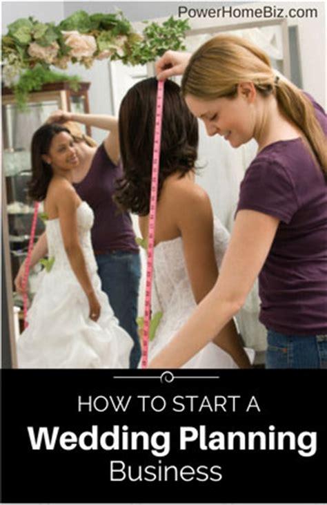 how to start a wedding planning business wedding planner
