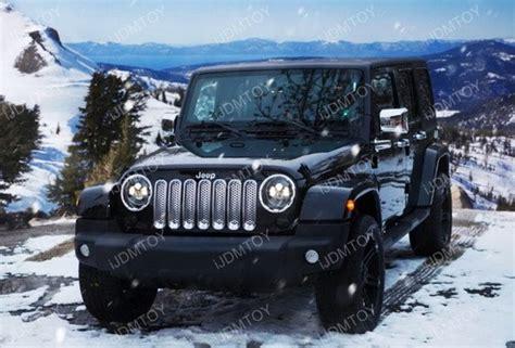 Led Jeep Wrangler Jeep Wrangler Cj 40w High Power Cree 7 Inch Led