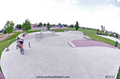 park longmont longmont stephen day park colorado skatepark