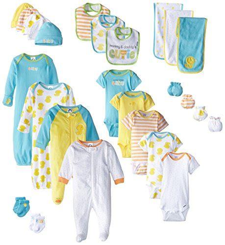 Terbatas Gerber Gift Set Fashion gerber unisex baby newborn world s cutest baby 26 gift set apparel accessories clothing