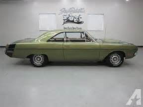 1970 Dodge Dart For Sale 1970 Dodge Dart For Sale In Sioux Falls South Dakota