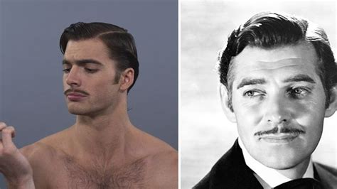 mens hair styles during the last 100 years 100 years of men s hairstyles 1910 2010s