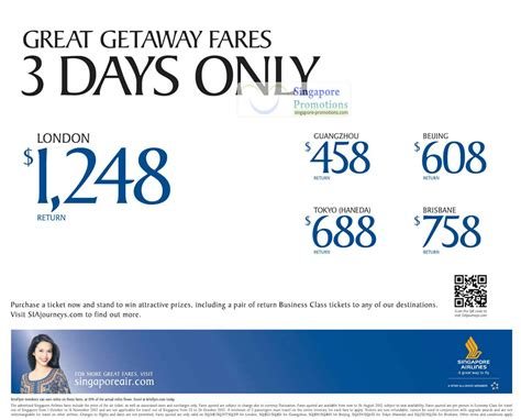 Singapore Airlines 2012 Desk Calendar Table Sia Ebay by Singapore Airlines Promotion Air Fares 24 26 Aug 2012
