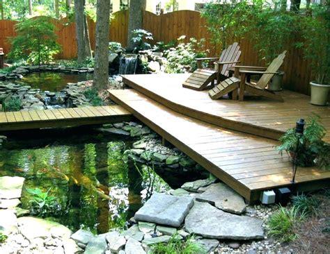 small pond design small garden pond design