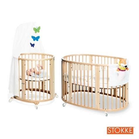 stokke sleepi system i bassinet and crib in with