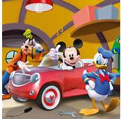 Micky Car Picture Image Wallpaper