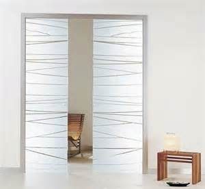 portes coulissantes en verre 43 id 233 es design qui vont