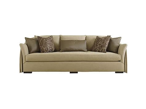 henredon loveseat henredon living room morgan sofa h1102 c hickory