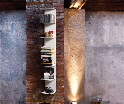 mensole metalliche ghost libreria da parete mensole metalliche scaffalatura a
