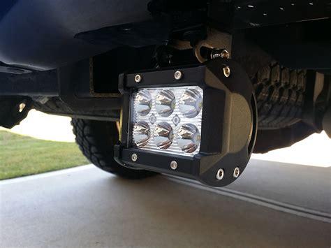 rear led light bar how to install rear f150 cree led light bars