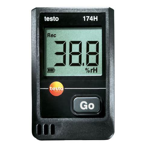 testo d mini enregistreur de temp 233 rature et d humidit 233 testo