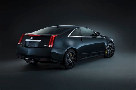 2014 cadillac cts coupe cts v coupe get minor updates