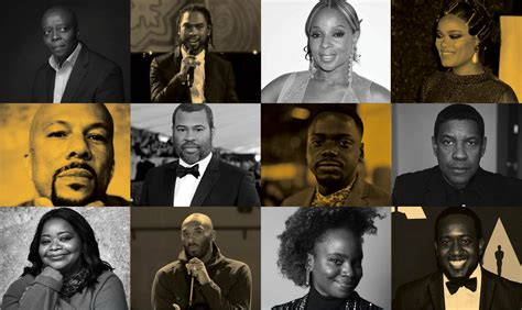Oscar Nominees Speak Out On Their Nominations by Get Out Mudbound Lead Big List Of Black Oscar