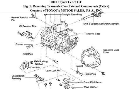 book repair manual 2002 toyota celica transmission control factory service manual for 1990 ford truck autos post