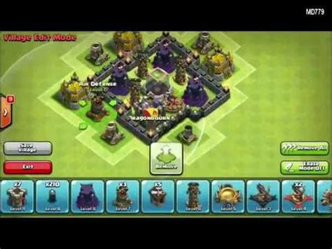 th8 layout after update clash of clans th8 farming base after halloween update