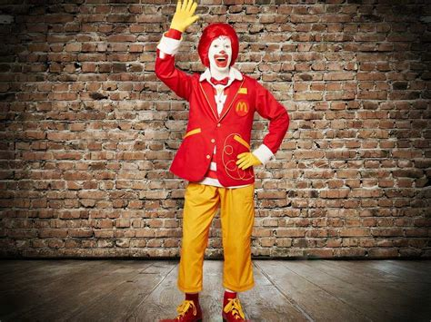 Gets A Makeover by Ronald Mcdonald Is Getting A Makeover Business Insider