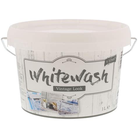 trap verven waterbasis verf whitewash 1 liter action