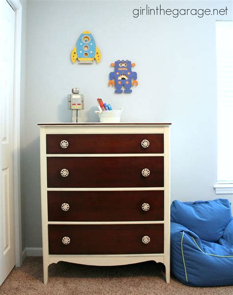 Dresser Makeover by Storage And Organization Ideas In The Garage 174