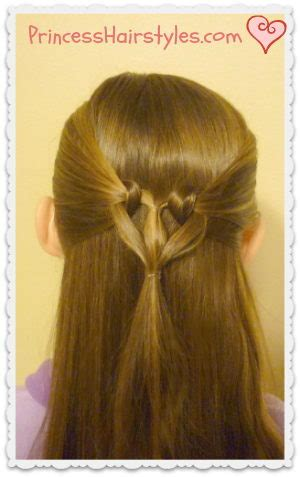 great valentines day hairstyles  girls