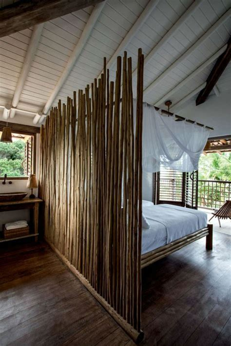 raumtrenner bambus 34 bambus deko ideen die f 252 r eine organische 196 sthetik sorgen