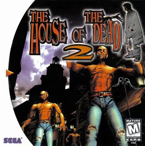 the house of the dead 2 the house of the dead 2 dreamcast game