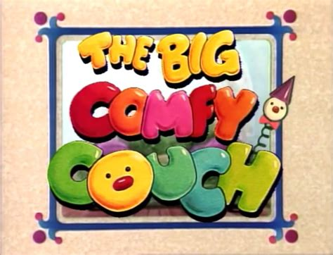 big comfy couch wiki image bcc 1994 2001 title card 2 jpg big comfy couch