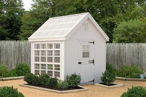 deko ideen garten 4699 cottage company 8x8 colonial gable greenhouse