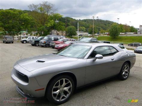 2015 Dodge Challenger SXT Plus in Billet Silver Metallic