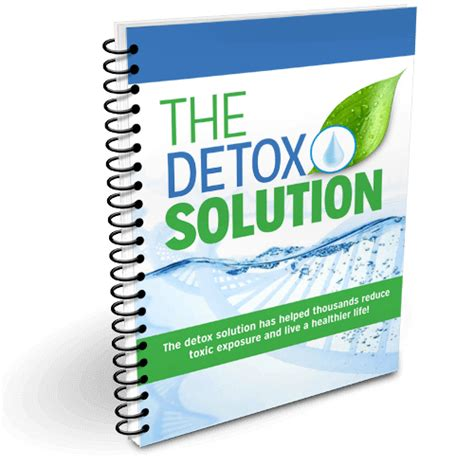Detox Solution by The Detox Solution
