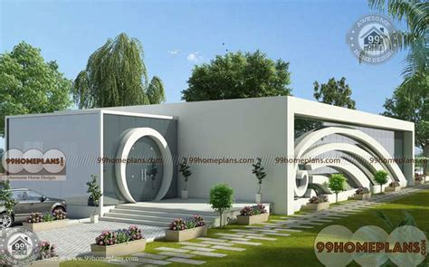 contemporary compound wall designs  latest front walls