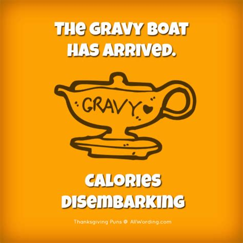 gravy boat puns these thanksgiving puns are plucking hilarious