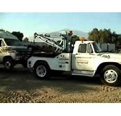 1965 Ford Tow Truck For Sale  YouTube